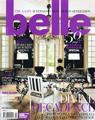 Belle April May 2013 Cover